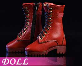 DL1793 1/6 Leather boots B (DOLL)