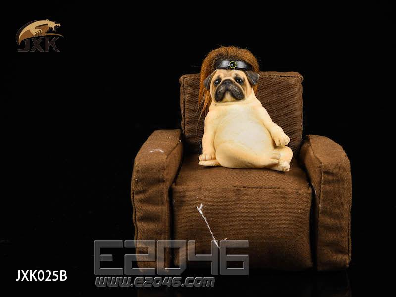 Pug B (DOLL)
