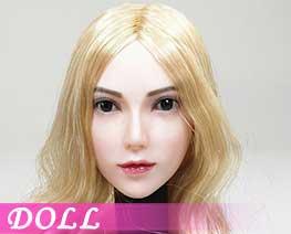 DL1525 1/6 Female head B (DOLL)