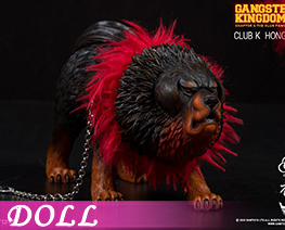 DL3868 1/6 Tibetan Mastiff C (DOLL)