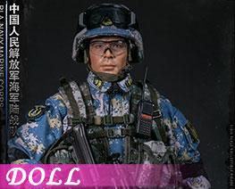 DL2077 1/6 中國人民解放軍海軍陸戰隊 (人偶)