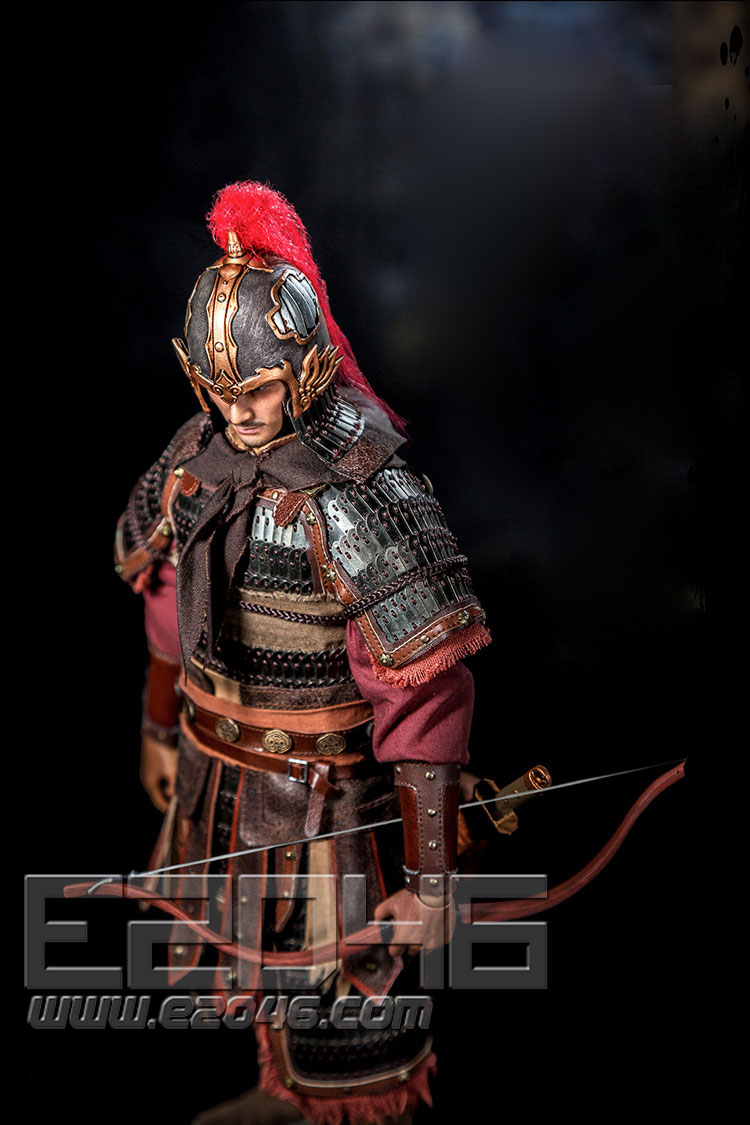 Warrior of army Yue (DOLL)