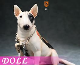 DL3908 1/6 Tattoo Bull Terrier A (DOLL)