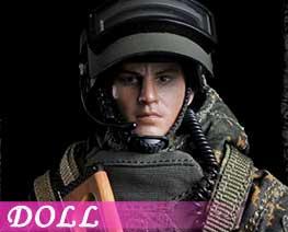 DL3318 1/12 Sniper (DOLL)