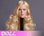 DL0961 1/6 Blonde Female Head (Doll)