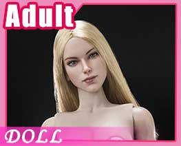DL1441 1/6 Supermodel Head Sculpt Female Body Set A (DOLL)