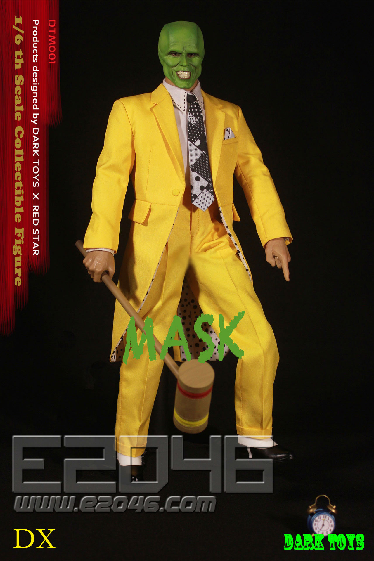 Mask Deluxe Edition (DOLL)
