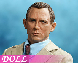 DL3924 1/6 Agent 007 (DOLL)