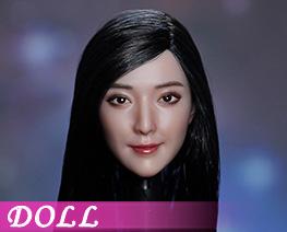DL5028 1/6 女头雕 B (人偶)