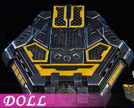 DL2501  Cybertron Scenario B (DOLL)