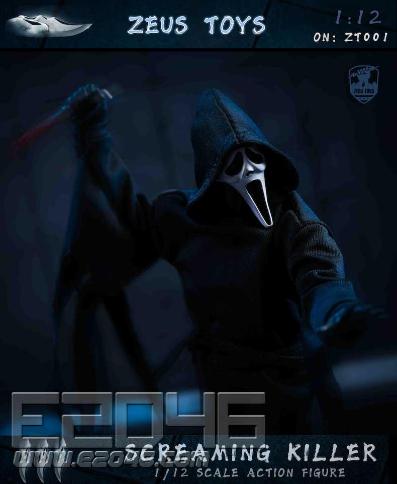 Scream Killer (DOLL)