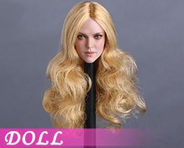 DL1301 1/6 European and American Beauty Head Sculpt B (Doll)