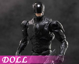 DL3181 1/18 Robot Men 2014 Black Version (DOLL)