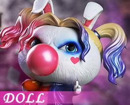 DL2709  Rabbit Clown (DOLL)