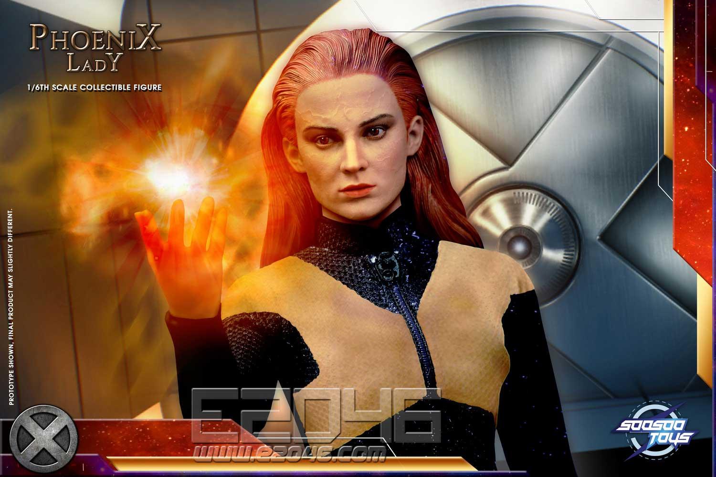 Phoenix Lady (DOLL)
