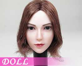 DL1526 1/6 Female head C (DOLL)