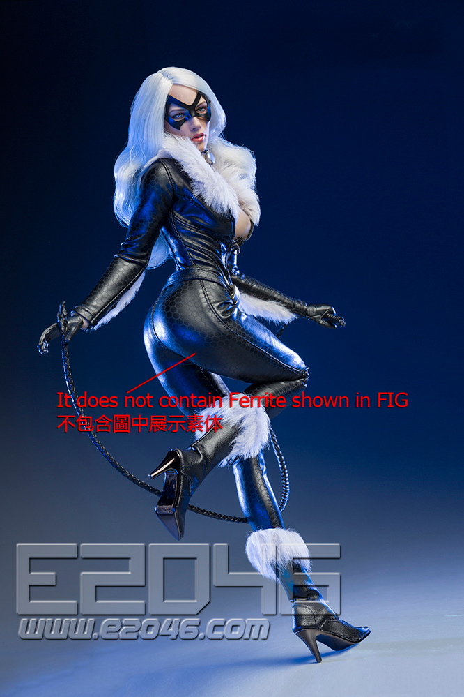 Catwoman Set (DOLL)