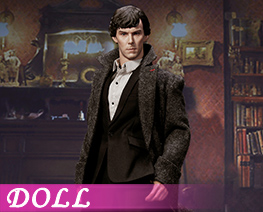 DL1311 1/6 British Detective (Doll)