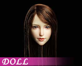 DL1744 1/6 Female head A (DOLL)