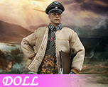 DL1192 1/6 WWII Germany SS Officer Set (Doll)