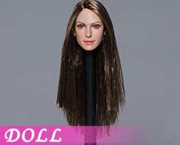 DL1659 1/6 Hollywood beauty star head C (DOLL)