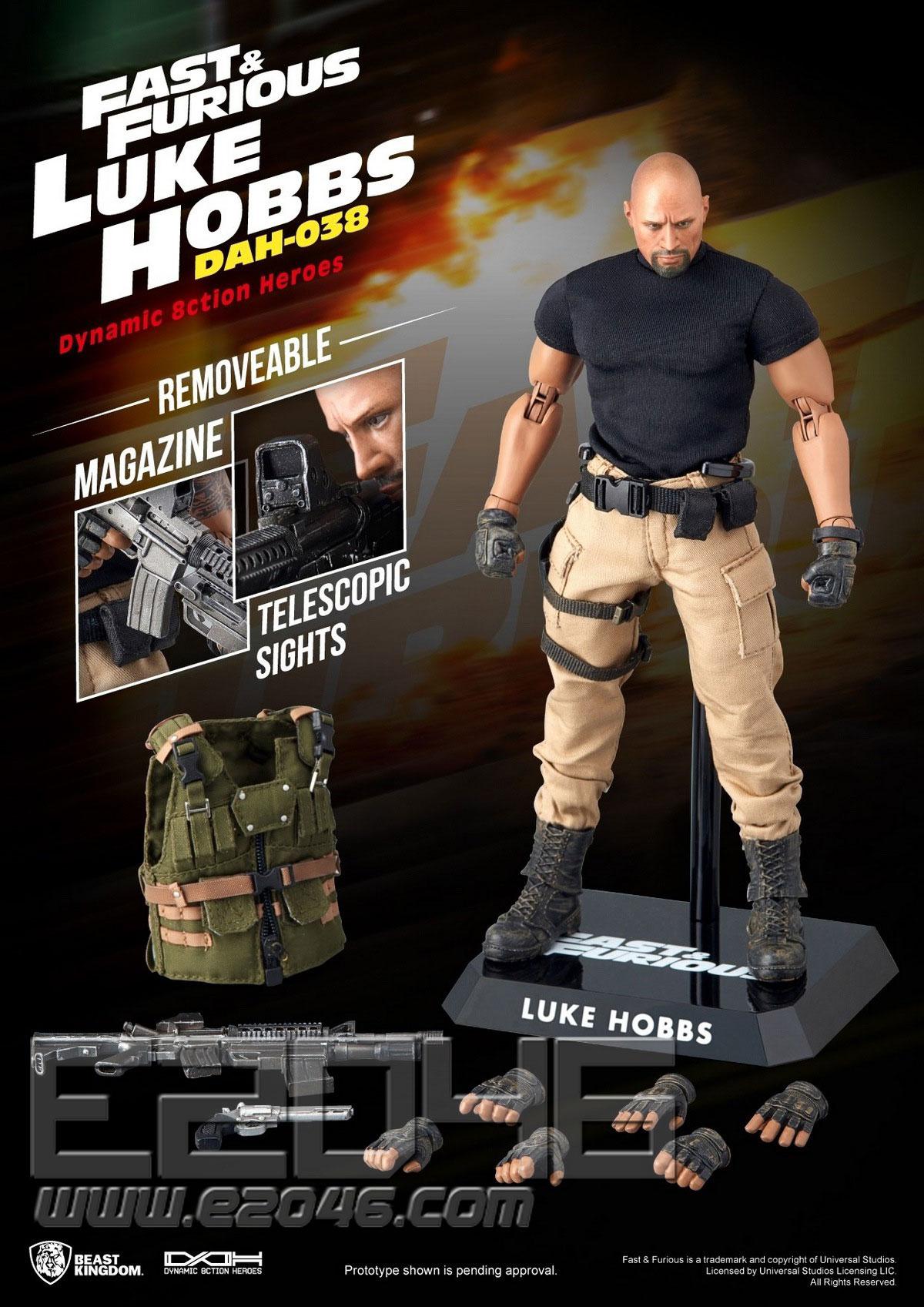 Luke Hobbs (DOLL)