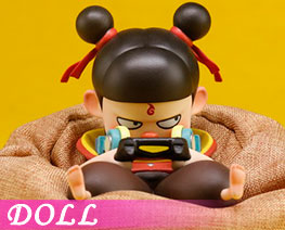 DL2864  Lazy Nezha (DOLL)