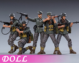 DL3971 1/18 Mountain Division Five (DOLL)