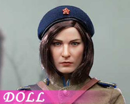 DL3817 1/6 Soviet Female Soldier (DOLL)