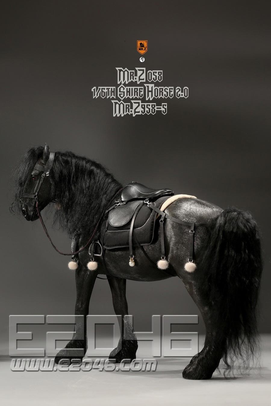 Shire Horse 2.0 E Set (DOLL)