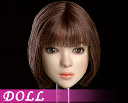 DL1893 1/6 Movable Female Head C (DOLL)