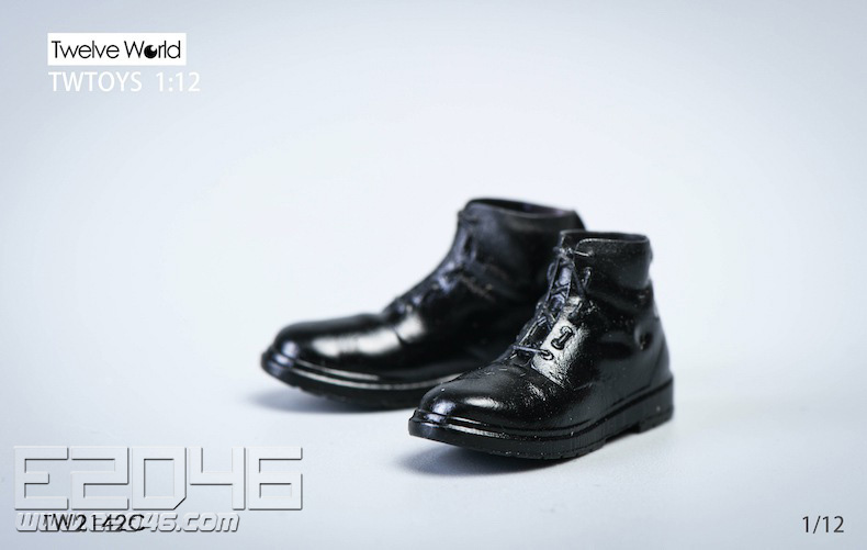 Men's leather Boots A (DOLL)