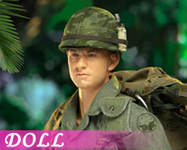 DL4667 1/6 Gump In Vietnam (DOLL)