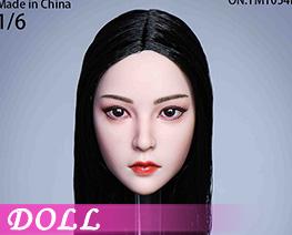 DL4827 1/6 Hair Transplant Female Head D (DOLL)