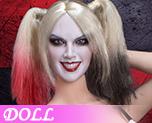 DL1235 1/6 Female Head Carving B (Doll)