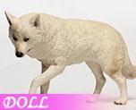DL1010 1/6 White Wolf (Doll)