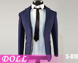 DL3731 1/6 Mens Narrow Shoulder Suit C (DOLL)
