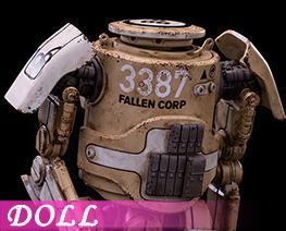 DL5014 1/18 Desert Scout A (DOLL)