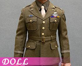 DL2355 1/6 二戰美國陸軍制服套裝 A (人偶)