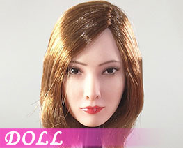 DL3748 1/6 女頭雕 B (人偶)