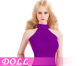 DL1919 1/6 Sexy Lady Double Slit Skirt Suit B (DOLL)