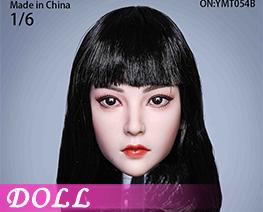 DL4825 1/6 Hair Transplant Female Head B (DOLL)