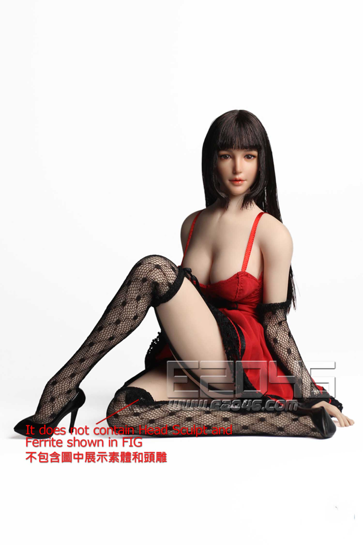 Sexy Dress Suit A (DOLL)