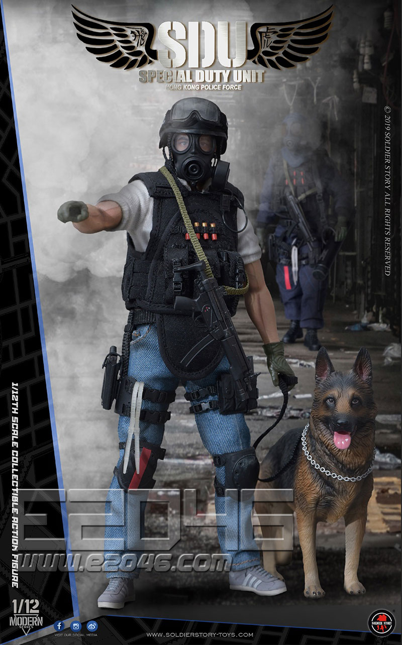 K9 Player (DOLL)