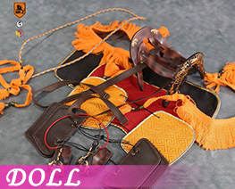 DL4319 1/6 Japanese Harness A (DOLL)