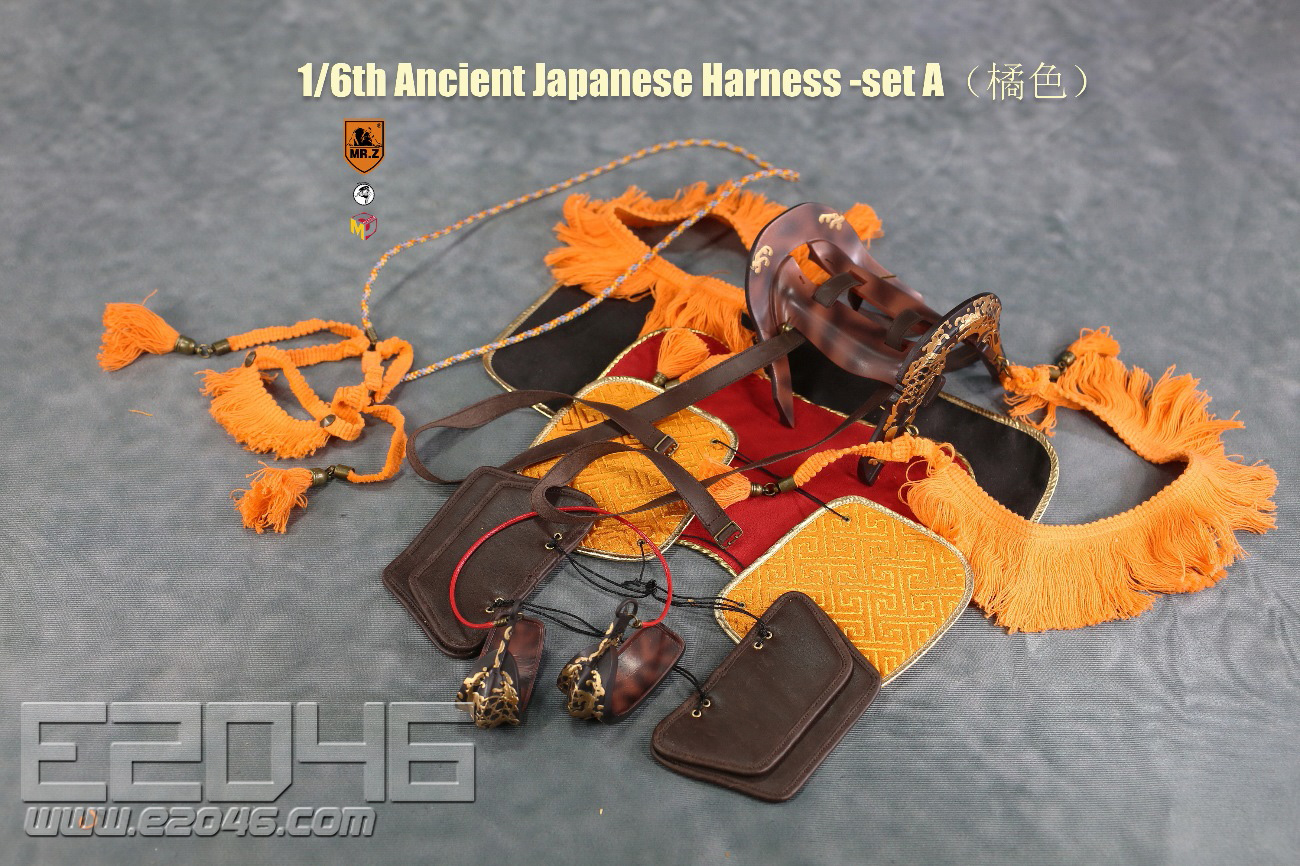 Japanese Harness A (DOLL)