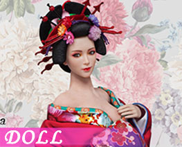 DL3489 1/6 OiranIchiya Clothing Set C (DOLL)
