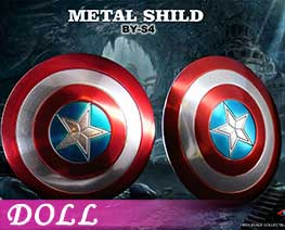 DL3221 1/6 Metal Shield B (DOLL)