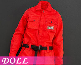 DL3504 1/6 Work Wear Set A (DOLL)