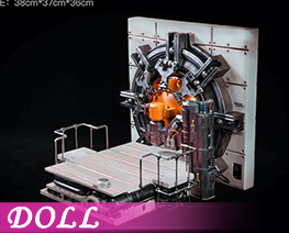 DL4106 1/12 Gate Of Time Science Fiction Scene C (DOLL)